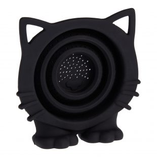 Meow Cat Collapsible Silicone Tea Strainer  World Market