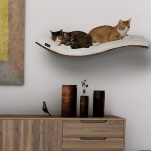 Freddo Cat Shelf  Tuft+Paw